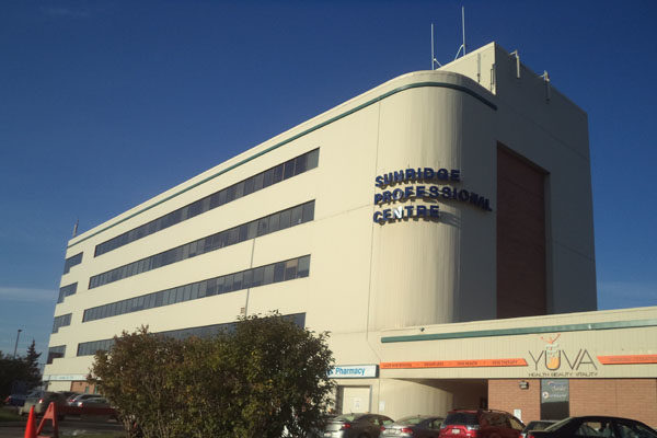 Sunridge Professional Building Calgary Alberta
